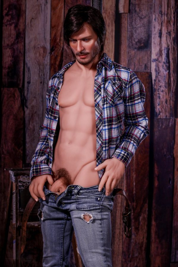 Strong Built Male Silicone Sex Doll - Bryan