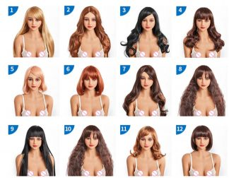 sex doll wig