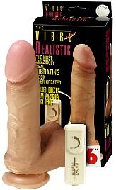 6 inch Realistic Cock Vibro